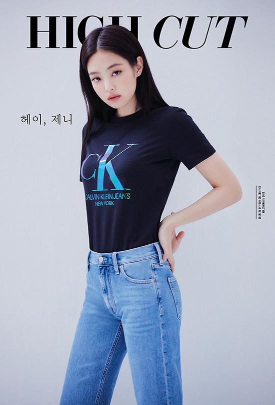 Jennie Kim - High Cut Magazine Cover [South Korea] (March 2020) CK