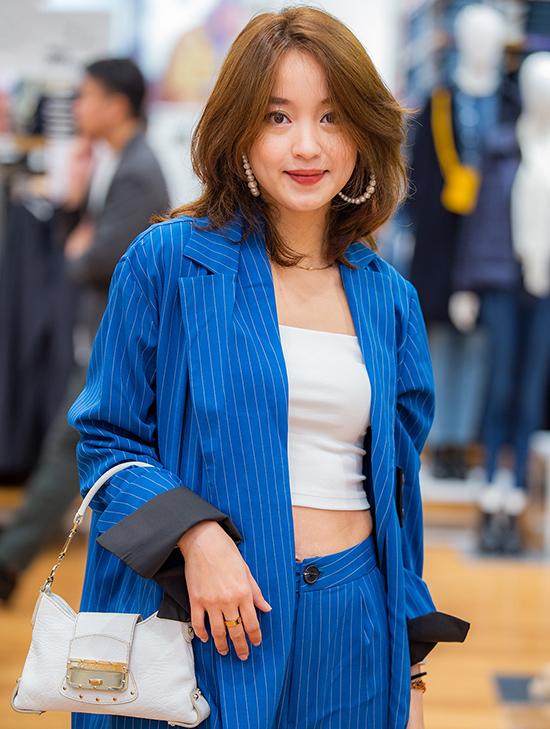 Mi Vân - hot girl đời đầu của Hà thành - bất ngờ tái xuất sau thời gian dài im ắng.