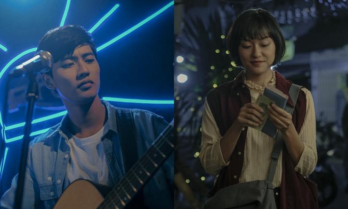 Avin Lu vào vai chàng nhạc sĩ mộng mơ, Hồ Thu Anh vào vai cô nàng thực tế đến thực dụng.