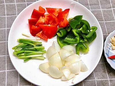 Bạch tuộc xào chua ngọt - 3