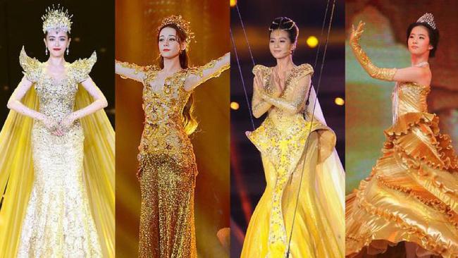 So với các nữ thần Kim Ưng mọi năm, Victoria năm nay bị chê kém sắc.