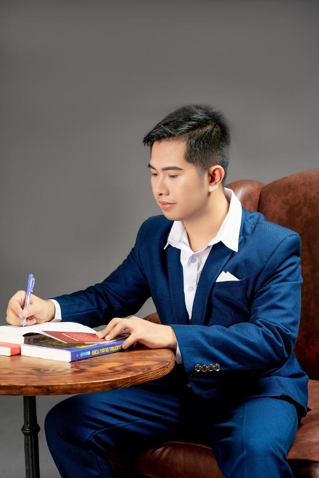 Ông Nguyễn Thanh Danh - Giám đốc Công ty DBK Việt Nam