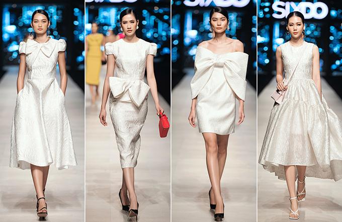 Váy tạo khối của Đỗ Mạnh Cường - 14