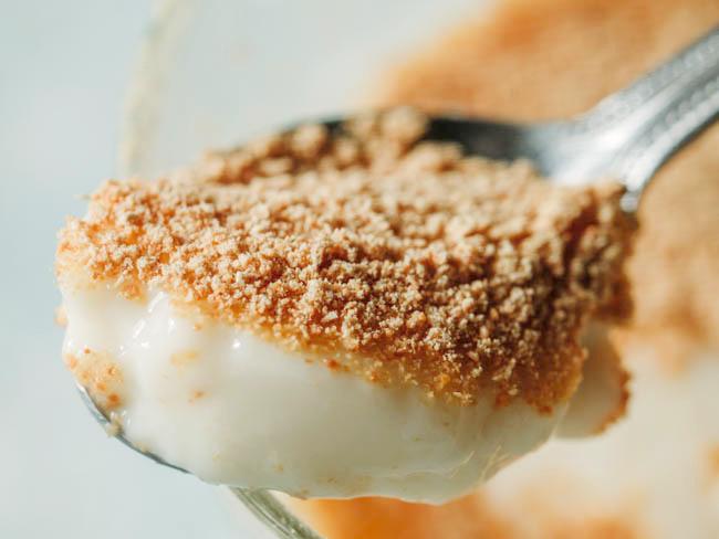 Bánh pudding đậu nành