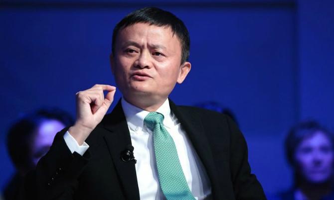 Jack Ma sẽ trở thành người giàu 11 thế giới sau khi Ant IPO. Ảnh: Bloomberg.