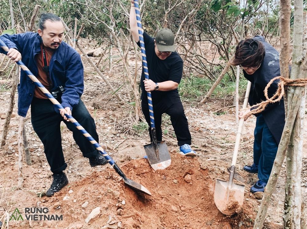 Cánh rừng thứ hai nằm ở Tiểu khu 64, bán đảo Sơn Trà, Đà Nẵng. Hơn 300 cây bao gồm các loại cây bản địa: Sao Đen, Dầu Rái, Chò Đen... được trồng.