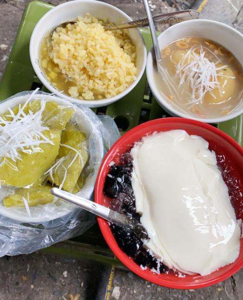 Yến Trang Yến Nhi ăn hơn 10 món Hà Nội, mê nhất bún chả và nộm - 10