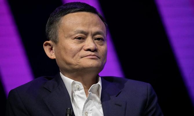 Tỷ phú Jack Ma, nhà sáng lập Alibaba. Ảnh: Bloomberg.