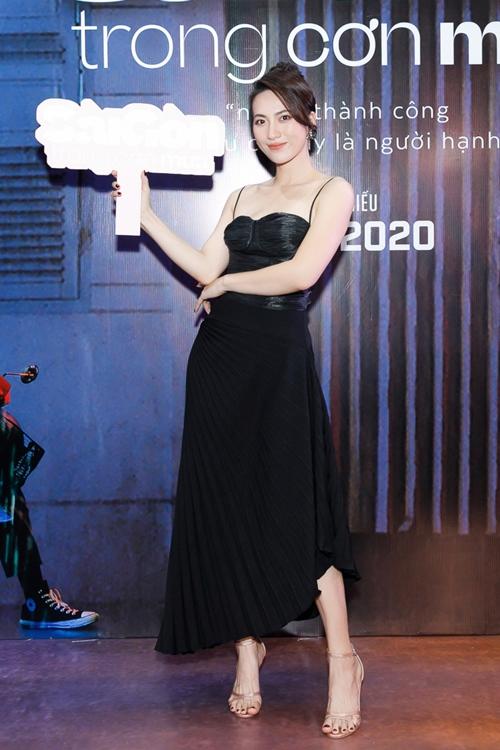 Là một người bạn thân của êkíp Sài Gòn trong cơn mưa, diễn viên Phương Anh Đào tham gia một vai khách mời.