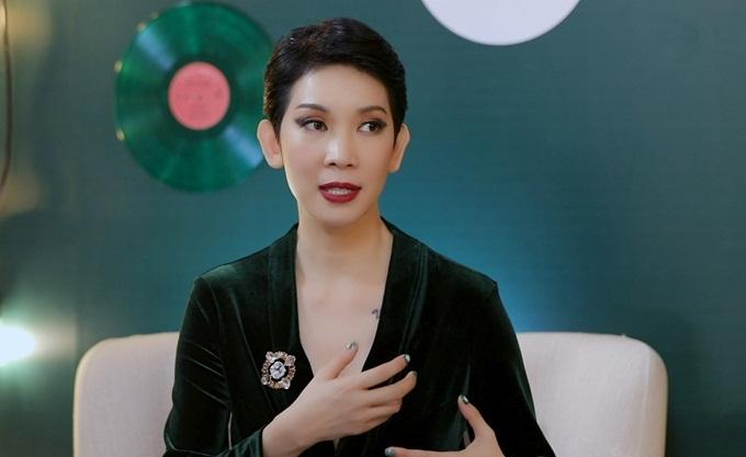 Xuân Lan chia sẻ trong talkshow Chuyện ngại nói với Xuân Lan.