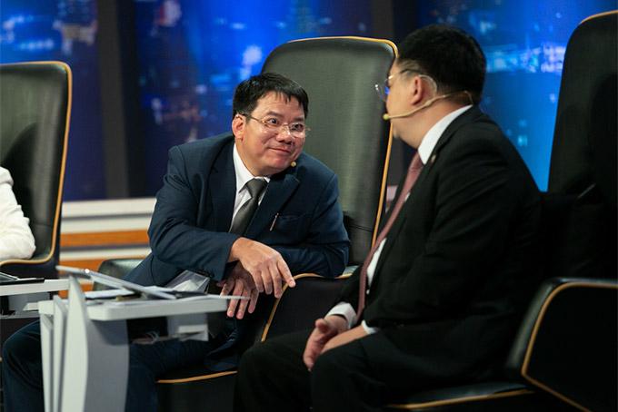 Ông Lê Đức Thuấn, Chủ tịch HĐQT Công ty Cổ phần Đầu tư sản xuất Bảo Ngọc.
