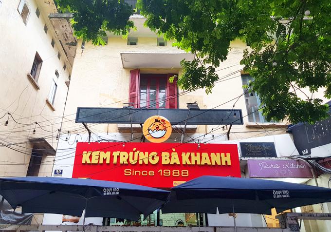 Địa chỉ cuối tuần: trứng đánh kem Hà Nội - 4