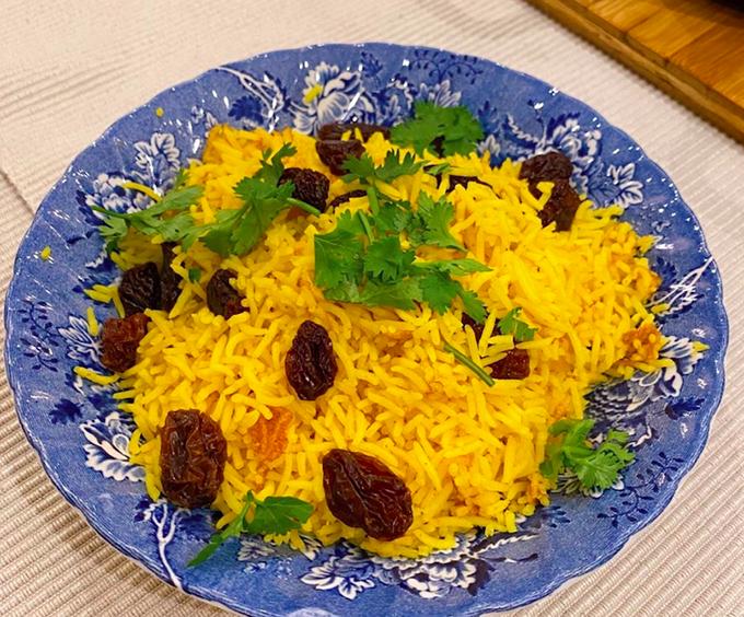 Tăng Thanh Hà thử nấu cơm bằng gạo Ấn Độ - 2