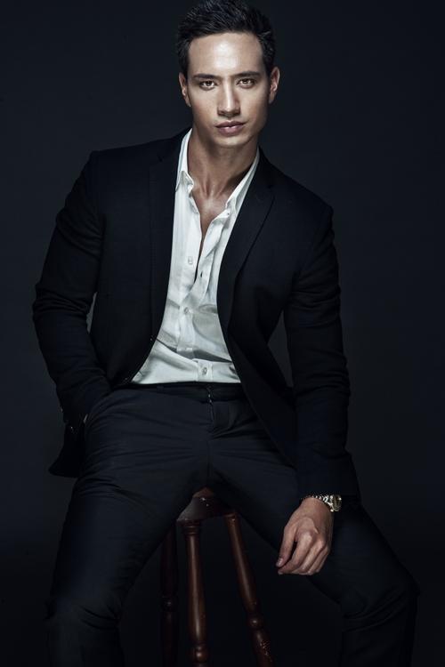 Diễn viên - người mẫu Kim Lý.