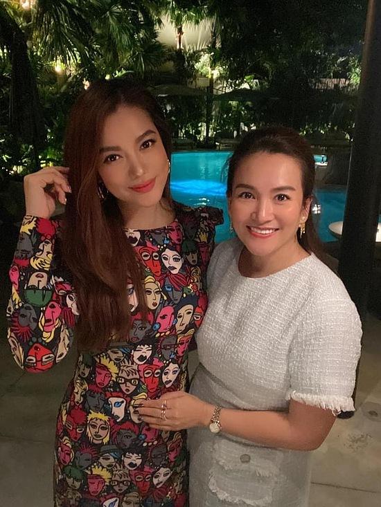 Hà Kiều Anh, Anh Thơ mừng sinh nhật Trương Ngọc Ánh - 6