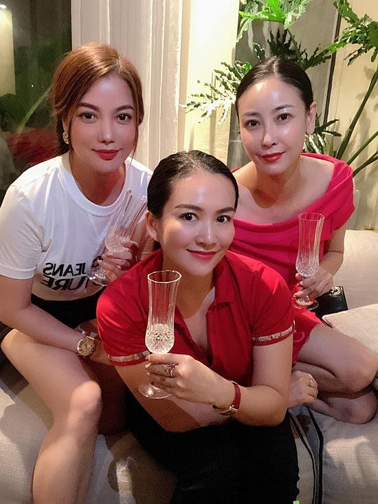 Hà Kiều Anh, Anh Thơ mừng sinh nhật Trương Ngọc Ánh - 8