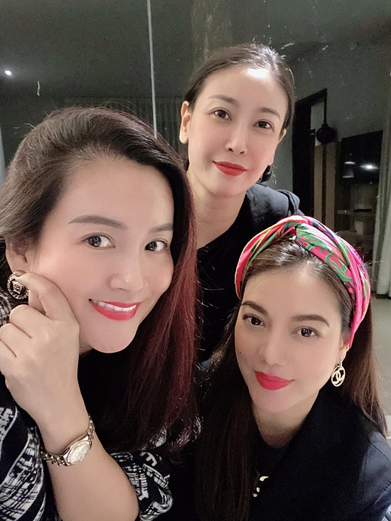 Hà Kiều Anh, Anh Thơ mừng sinh nhật Trương Ngọc Ánh - 16