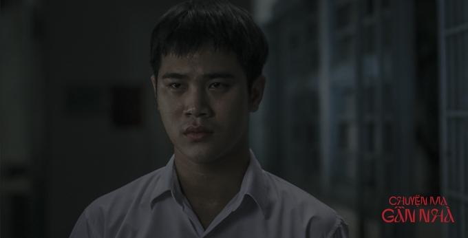 Trần Phong - chàng Dũng phong trần của phim Mắt biếc có vai diễn mới đầy bí ẩn.