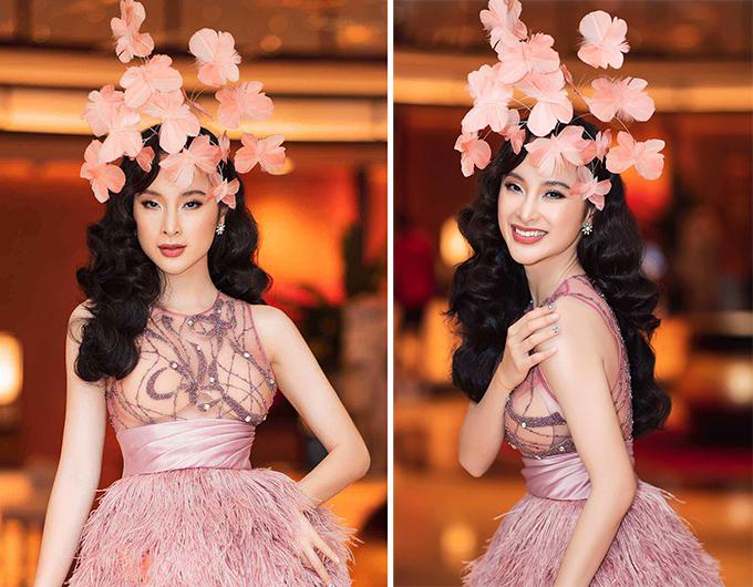 Angela Phương Trinh 10-11-2019