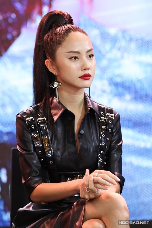 Người mẫu - blogger Rima Thanh Vy góp mặt trong phim.