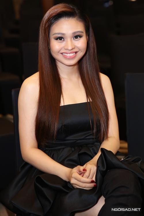 Diễn viên Lê Lộc - con gái nghệ sĩ Lê Giang là một trong tám gương mặt cuối cùng cạnh tranh vai diễn Thanh Sói.