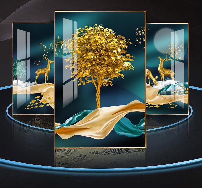 Tặng câu chúc nhân ngày 20/11 trong bức tranh treo tường - 10