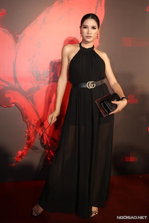 Người mẫu - diễn viên Trang Trần.