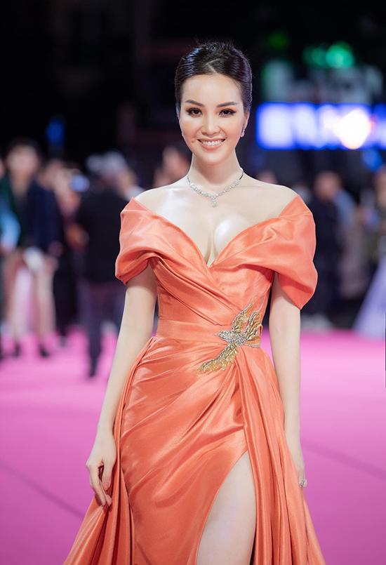 Thụy Vân chung kết Hoa hậu Việt Nam 2020 tối 20-11 Lê Thanh Hòa