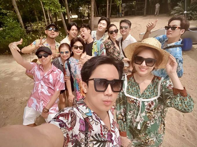 Trấn Thành - Hariwon chọn villa có cầu trượt duy nhất ở Việt Nam - 2