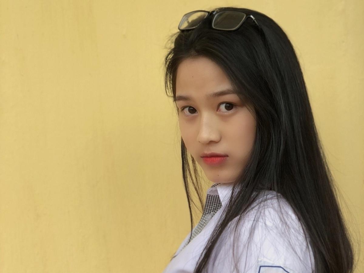 Nhan sắc thuở niên thiếu của Hoa hậu VN Đỗ Thị Hà - 8