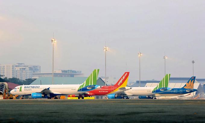 Hà Nội - TP HCM đứng thứ 2 thế giới về đường bay nội địa - 2