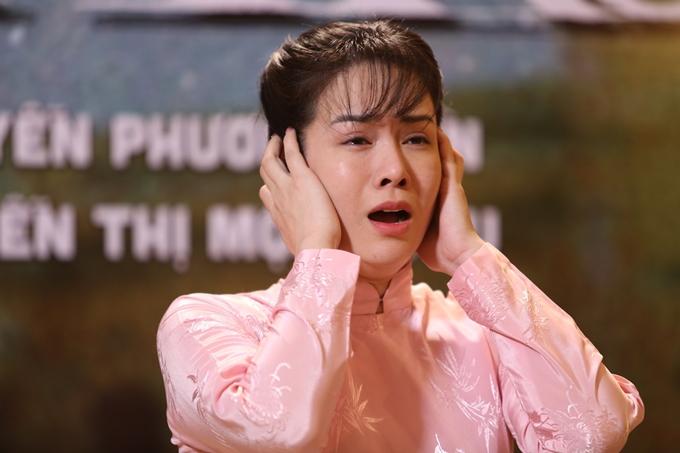 Nhật Kim Anh hứa hẹn thêm một lần nữa rơi nhiều nước mắt trên màn ảnh.