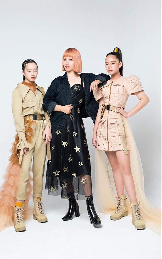 Thảo Nguyễn sinh năm 1991 tại Thanh Hóa, tốt nghiệp Đại học Sư phạm Nghệ thuật Trung ương chuyên ngành thiết kế thời trang. Sau khi ra trường, năm 2014, cô lập thương hiệu thời trang trẻ em. Cùng năm, cô được biết tới qua chương trình Project Runway.