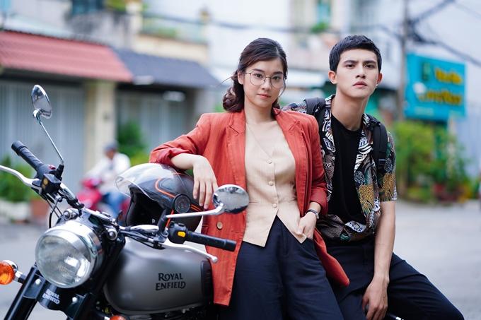Hoàng Yến Chibi và Trần Ngọc Vàng kết hợp thành cặp đôi oan gia trong Người cần quên phải nhớ.