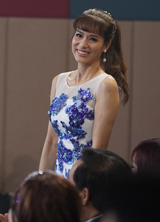 Người đẹp Băng Châu rất hào hứng với sân chơi nhan sắc dành cho những phụ nữ thành đạt.