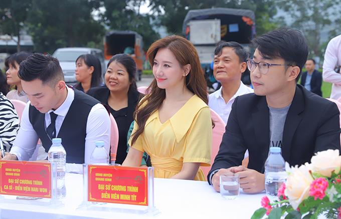 Hari Won tích cực với các hoạt động bảo vệ phụ nữ và trẻ em từ nhiều năm nay.