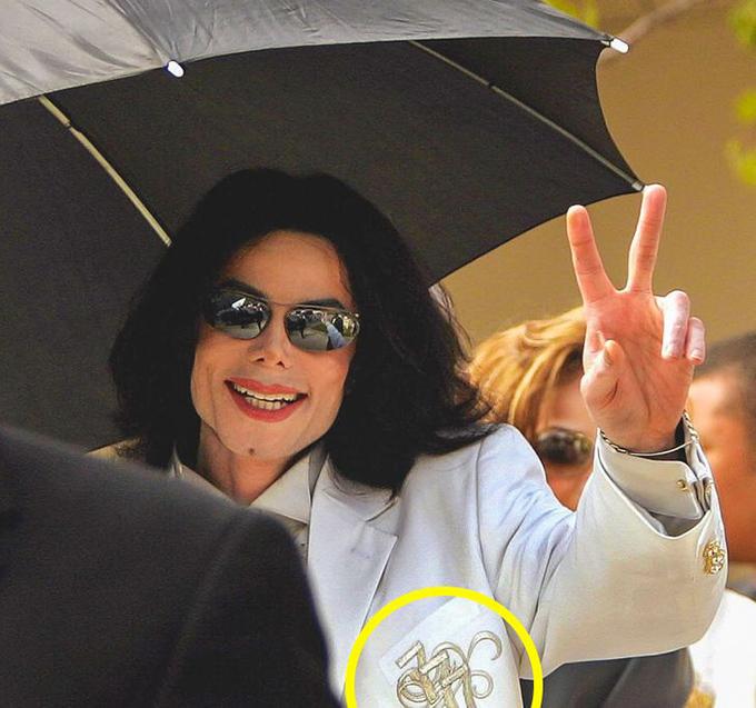8 bí mật về phục trang của Michael Jackson  - 10