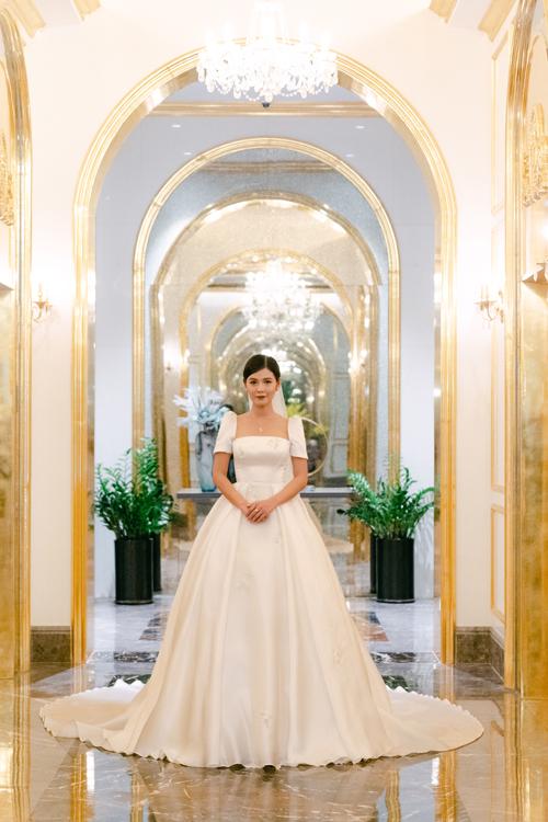 Sau buổi tiệc wedding announcement (tiệc thông báo về đám cưới, mời cưới) diễn ra hôm 27/11 vừa qua tại Hà Nội, mọi thông tin về ngày vui của diễn viên, MC Thu Hoài nhận được sự quan tâm từ công chúng.