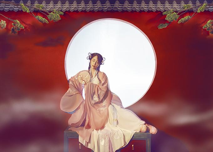Quỳnh Nga hóa tiên nữ - 4