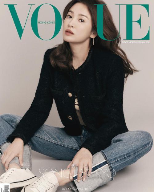 Sau khi ly hôn, Song Hye Kyo dành trọn vẹn thời gian cho công việc. Cô chưa quay trở lại với màn ảnh, dù khán giả thương nhớ.