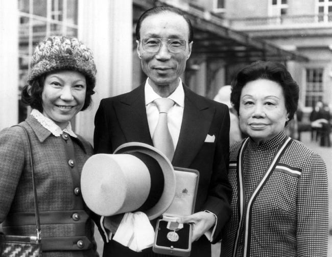 Ông Thiệu Dật Phu, người tạo nên đế chế TVB.