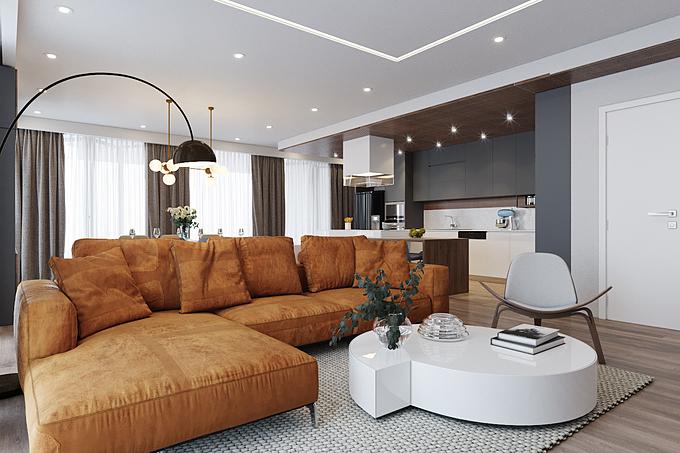 4 phong cách nội thất được ưa chuộng nhất năm 2020 - 2