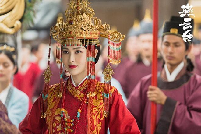 Tạo hình của Đường Yên trong Yến Vân Đài.
