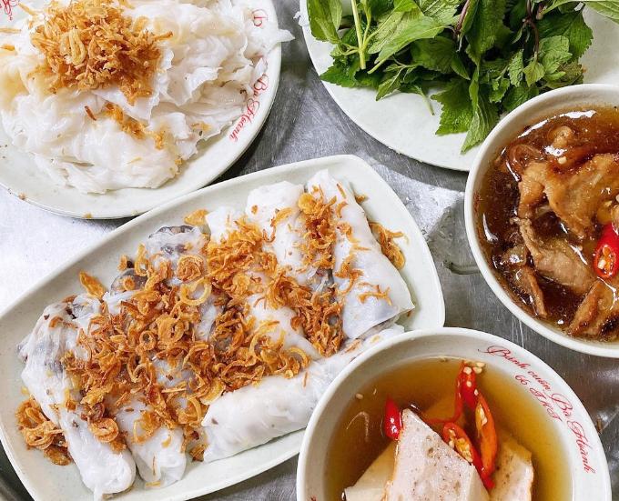 Địa chỉ cuối tuần: 5 hàng bánh cuốn thân thuộc của người Hà Nội - Ngôi sao