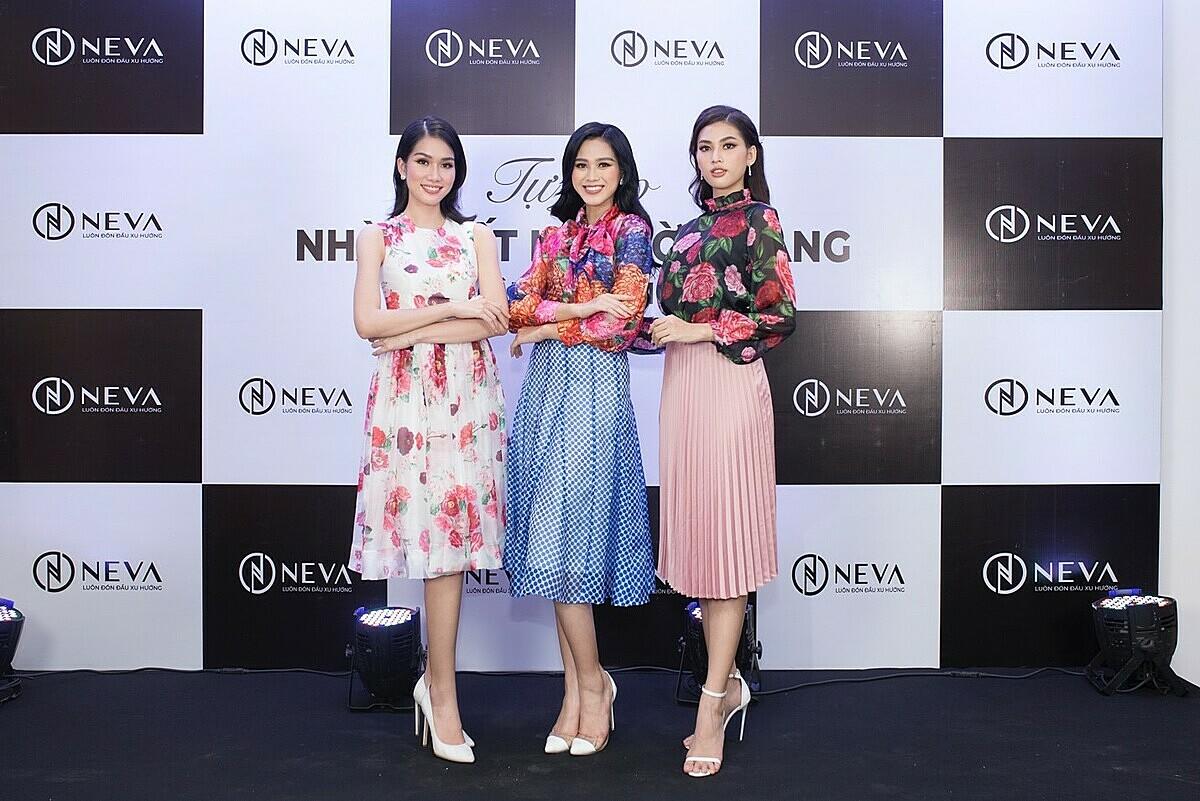 Top 3 Hoa hậu Việt Nam toả sáng trong thiết kế mới của BST The Most Beauty