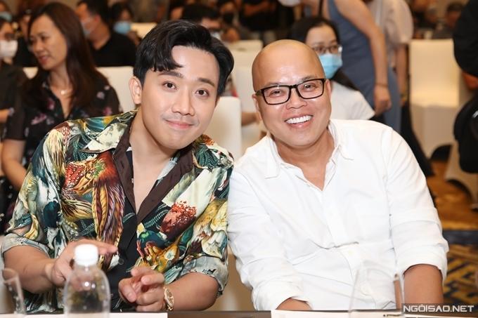 Đạo diễn Vũ Ngọc Đãng trở lại điện ảnh, đồng hành với bố già Trấn Thành.