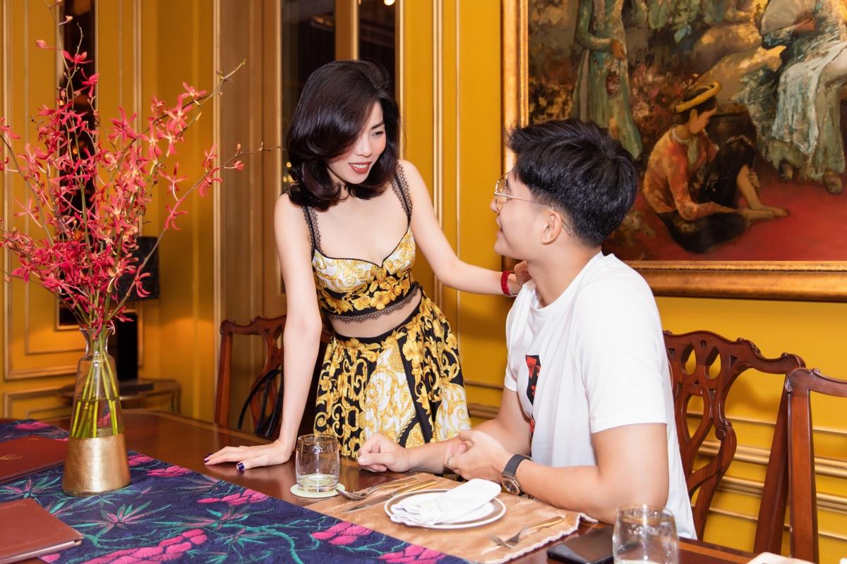 Tên tuổi của Lâm Bảo Châu được chú ý trước thông tin anh hẹn hò ca sĩ Lệ Quyên từ giữa năm 2020.