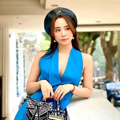 Diễn viên Quỳnh Nga quan niệm: Một người phụ nữ trông như thế nào không phải là vấn đề, chỉ cần cô ấy tự tin thì cô ấy sẽ luôn gợi cảm bất chấp tuổi tác.
