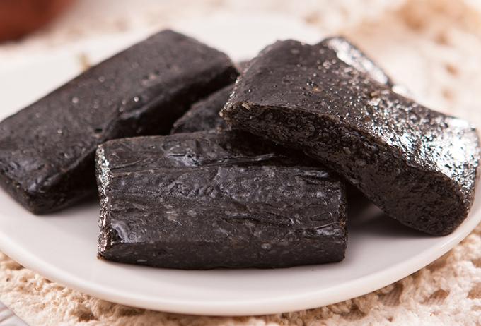 Bánh vừng đen