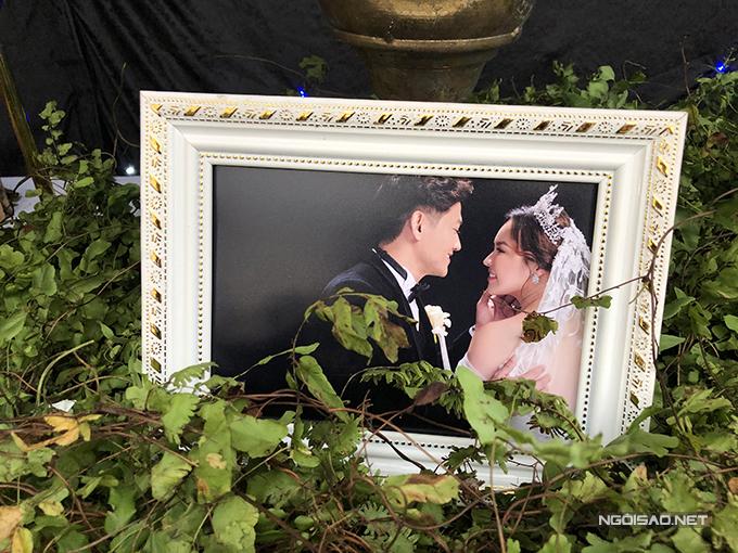 Một tấm ảnh pre-wedding tình cảm của Quý Bình - Ngọc Tiền.